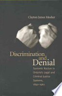 Discrimination And Denial