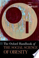 The Oxford Handbook Of The Social Science Of Obesity book