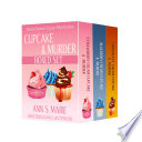 Cupcake   Murder Boxed Set  Dana Sweet Cozy Mysteries