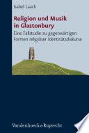 Religion und Musik in Glastonbury