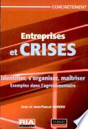 Entreprises et crises