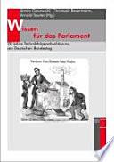 Wissen für das Parlament