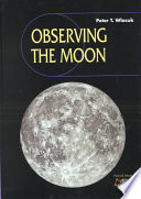 illustration Observing the Moon