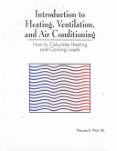 Introduction to Heating  Ventilation  and Air Conditioning
