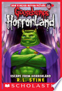 Goosebumps HorrorLand  11  Escape from HorrorLand