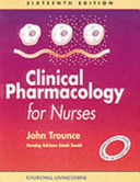 Clinical Pharmacology for Nurses