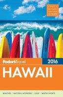 Fodor s Hawaii 2016