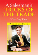 A Salesman's Tricks Of The Trade : a salesperson persuades someone to part...