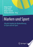 Marken und Sport
