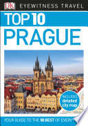 DK Eyewitness Top 10 Travel Guide  Prague