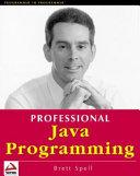 Pro Java Prog