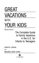 Great Vacations with Your Kids