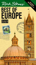 Rick Steves  Best of Europe  2003