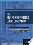 The Entrepreneur s Legal Companion