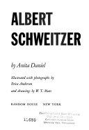 The Story of Albert Schweitzer