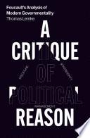 A Critique Of Political Reason