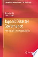 Japan   s Disaster Governance