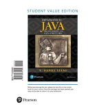 Introduction To Java Programming And Data Structures Comprehensive Version Student Value Edition