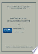 Einführung in die Ultrarotspektroskopie