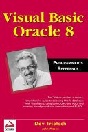 Vb Oracle 8 Pr