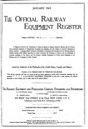 The Official Railway Equipment Register