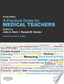 A Practical Guide For Medical Teachers E Book