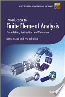 Introduction to Finite Element Analysis