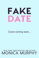 Fake Date Book