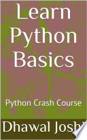 Learn Python Basics