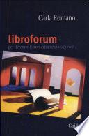 Libro forum  Per divenire lettori critici e consapevoli