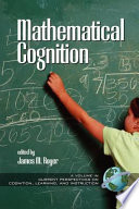 Mathematical Cognition book