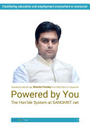 Powered by You