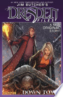 Jim Butcher S The Dresden Files Down Town Collection