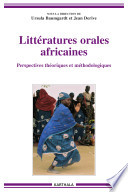 Litt  ratures orales africaines