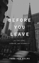 Before You Leave Book PDF