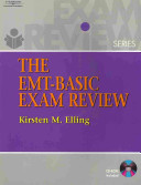 The EMT Basic Exam Review  Book Only