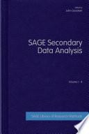 Sage Secondary Data Analysis
