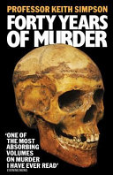 Forty Years of Murder Book PDF