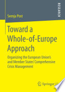 Toward a Whole of Europe Approach