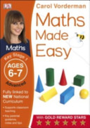 Maths Made Easy Ages 6 7 Key Stage 1 Advanced