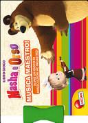 Masha e Orso  Musica maestro  Con 8 mini puzzle