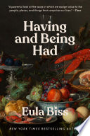 Having and Being Had Book PDF