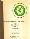 Introduction to the legal system