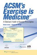 download ebook acsm\'s exercise is medicinetm pdf epub