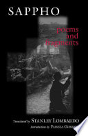 Poems and Fragments