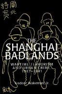 The Shanghai Badlands
