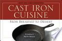 illustration Cast Iron Cuisine, From Breakfast to Dessert - Grandma's Skillet Reborn