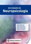 Diccionario de neuropsicolog  a
