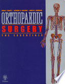 Orthopaedic Surgery : of orthopaedic surgery, this reference covers...