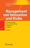Management von Innovation und Risiko